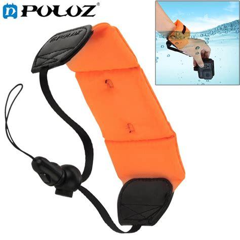 puluz   pro accessories underwater photography floating bobber wrist strap  gopro hero