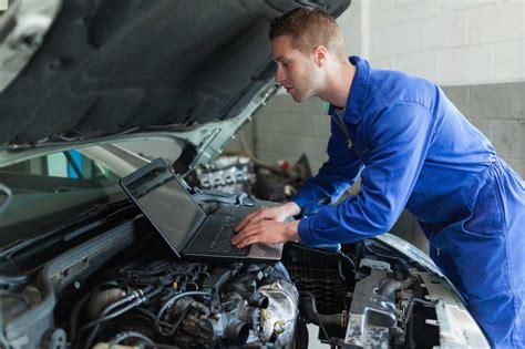 Auto mechanics need latest skills to succeed in industry - Houston Chronicle