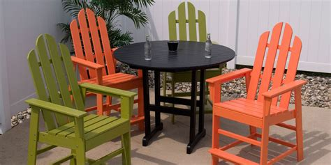 Plastic Patio Furniture by Recycled Plastic Patio Furniture Patioliving