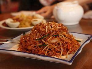 comment cuisiner les nouilles chinoises nouilles chinoises sautées aux légumes et au porc