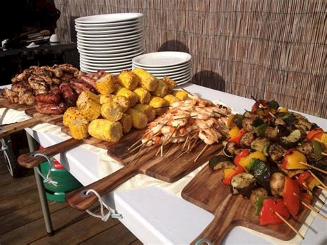 Awesome 30+ BBQ Reception Ideas For Your Wedding Party