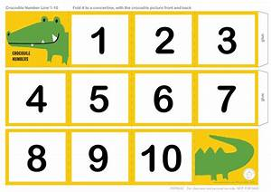 Free Worksheets » 1-10 Number Chart - Free Math Worksheets ...