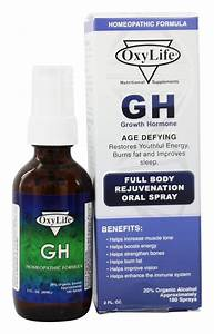 Buy Oxylife Products - Gh Growth Hormone Oral Spray