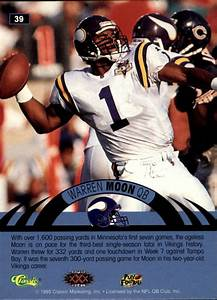 1996 Classic NFL Experience Football Card Pick EBay