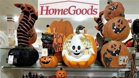 Homegoods Decor: HOMEGOODS AMAZING HALLOWEEN DECOR SHOP WITH ME 2018