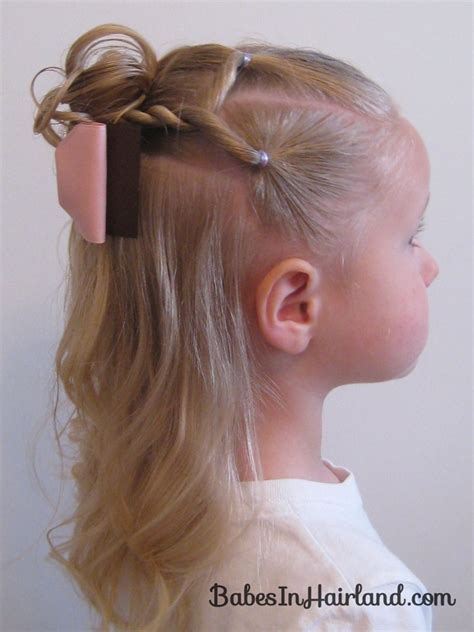 Pretty Hairstyles by 5 Pretty Easter Hairstyles In Hairland