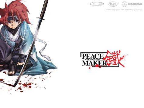 Anime Wallpaper Maker - peacemaker kurogane images peacemaker kurogane hd