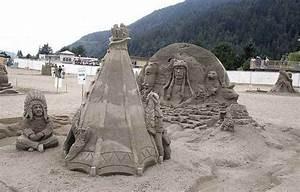 Zelt Der Indianer : sand kunst tippie zelt indianer sandburg die besten 100 ~ Watch28wear.com Haus und Dekorationen