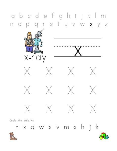 preschool letter x free letter x worksheets for preschool preschool crafts 274