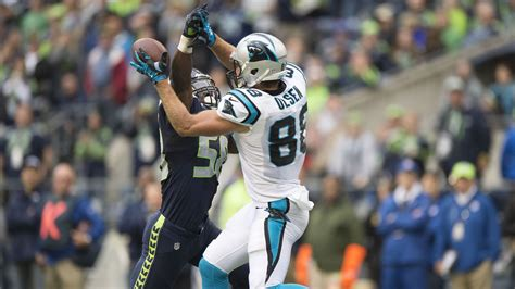 panthers  seahawks finding  tolerable outcome canal