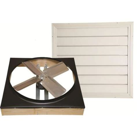 24 whole house attic fan cool attic 24 in direct drive whole house fan with