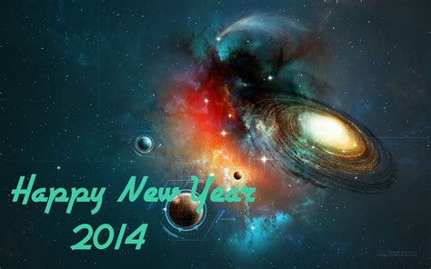 Happy New Year 2014 Wallpaper