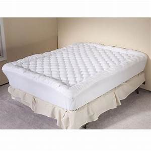 diamond puff pad mattress topper mattress pad miles With best fluffy mattress topper