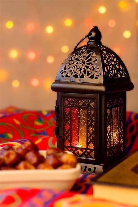 antique ramadan kareem lantern lights