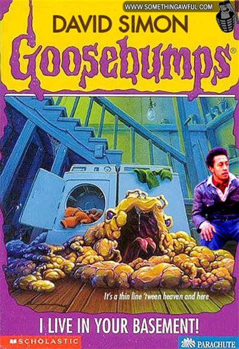 modernize goosebumps books