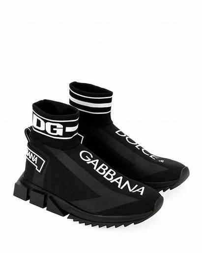 Sneakers Dolce Gabbana Sorrento Sock Mens Knit