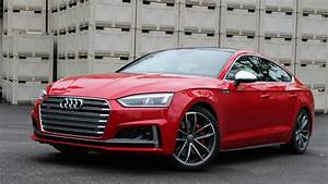 2018 Audi S5 Sportback is a fleet-footed, tech-savvy ...