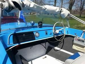 Harley Davidson Tomahawk Vintage Fiberglass Boat 1962 One