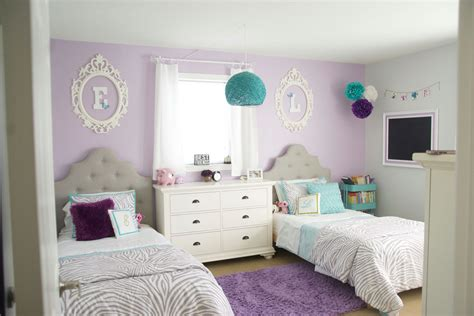 Ideas For Shared Bedroom by About Purple Inspirations Shared Bedrooms