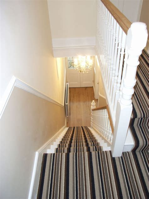 Decorating Ideas For Stairs And Landing by Halls Stairs And Landings Style Within