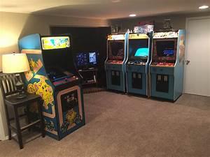 20, Lovely, Basement, Arcade, Machines