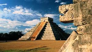 End Of The World For Ancient Mayan Civilization Was A