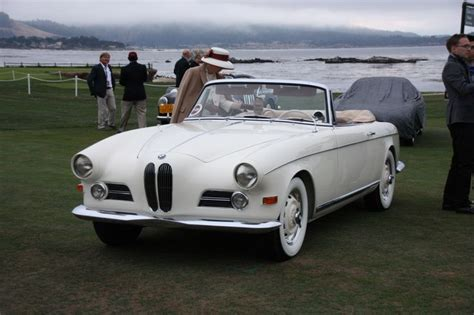 1958 BMW 503 Series II cabriolet | Autos | Pinterest | BMW ...