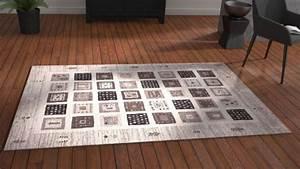 Tapis Carreaux De Ciment Saint Maclou : tapis saint maclou 12 bonnes id es 12 photos ~ Nature-et-papiers.com Idées de Décoration