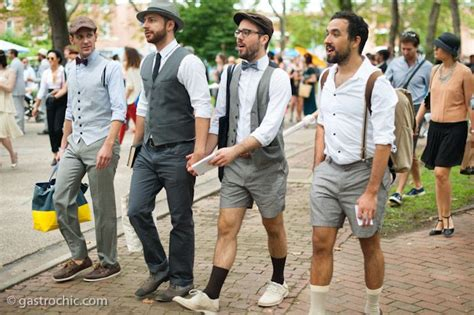 dream  guys  gray suits jazz age lawn