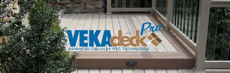 vekadeck features  benefits  cellular pvc decking