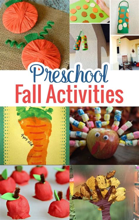 preschool fall activities 383 | Preschool Fall Activities Final Edit