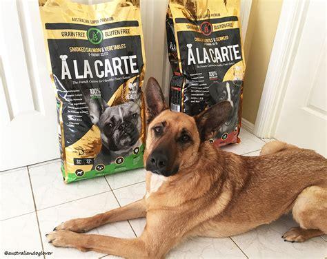 A La Carte Grain-free Dog Food