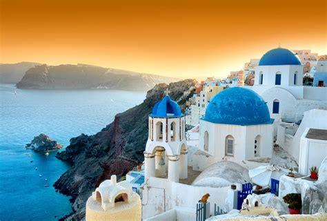 Travel Review Luxury Greece Honeymoon Santorini Mykonos