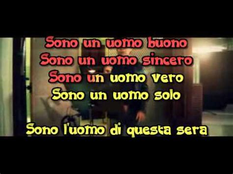 Vasco Un Uomo Semplice Karaoke Vasco L Uomo Pi 249 Semplice