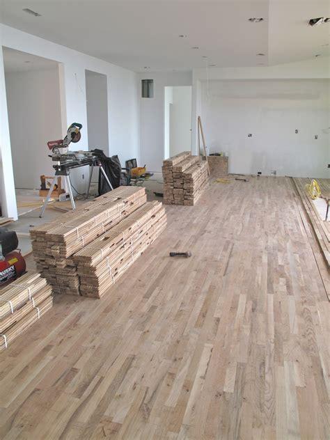 mid century home hardwood flooring seattle wa hoffmann