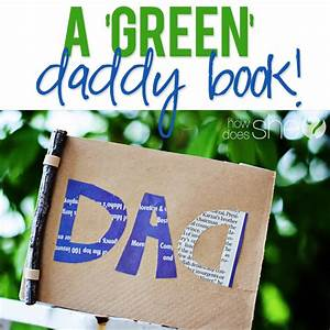 A green Father's day gift idea