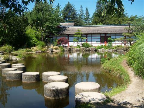 jardin japonais de lile de versailles  nantes
