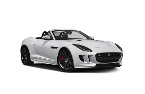 2018 Jaguar F-type Convertible (monthly Leasing Deals