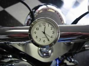 Yamaha Chart Handlebar Clock Watch For Yamaha Motorcycle Motorbile