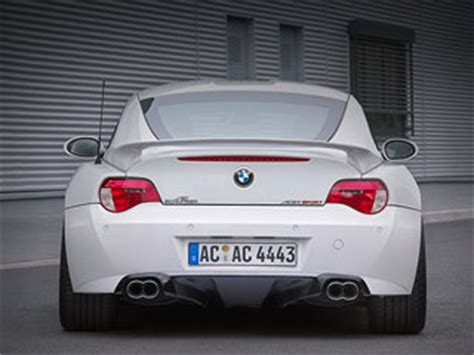Modified Bmw Z4 M Coupe by Bmw Z4 M Coupe Modified By Ac Schnitzer Car Tuning