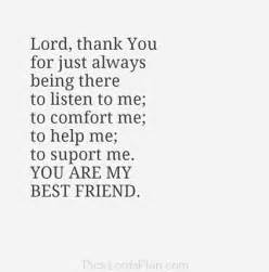 Thank You My Best Friend Quotes