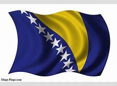 Bosnia Herzegovina Flag image