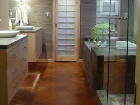 Bathroom Tile Flooring Ideas Bathroom Flooring Options Interior Design Styles And Color Schemes For Home Decorating Hgtv
