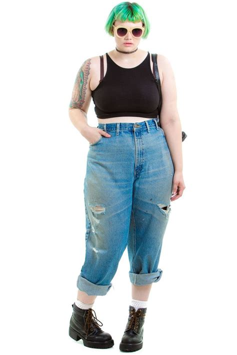 25+ best ideas about Plus size grunge on Pinterest | Plus sized outfits Plus size rocker and Zaftig