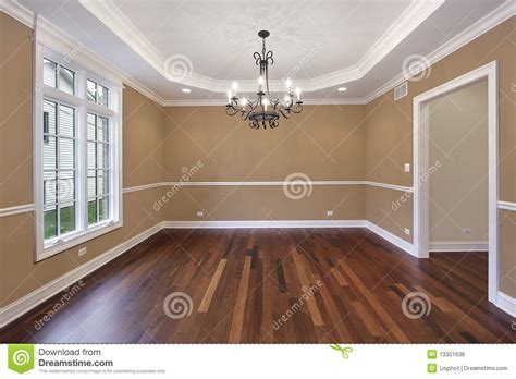dining room  tan walls stock photo image  design