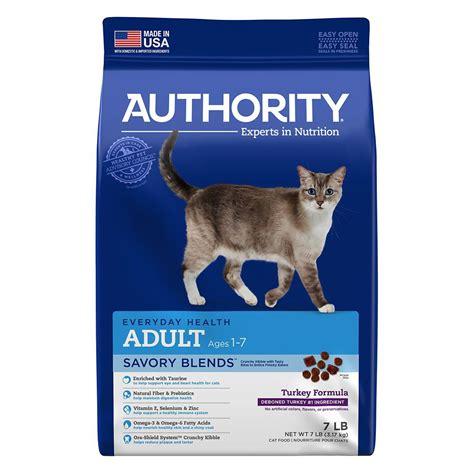 Everyday Health Savory Blends Adult Cat Dry Food - Turkey ...