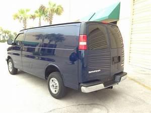 Sell Used 2004 Gmc Savana 2500 Cargo Van  Rare Color And