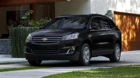 Clover Chevrolet by Chevrolet Traverse At Fred Caldwell Chevrolet
