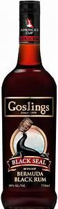 Black Seal® Rum | Award Winning Bermuda Rum | Gosling's Rum