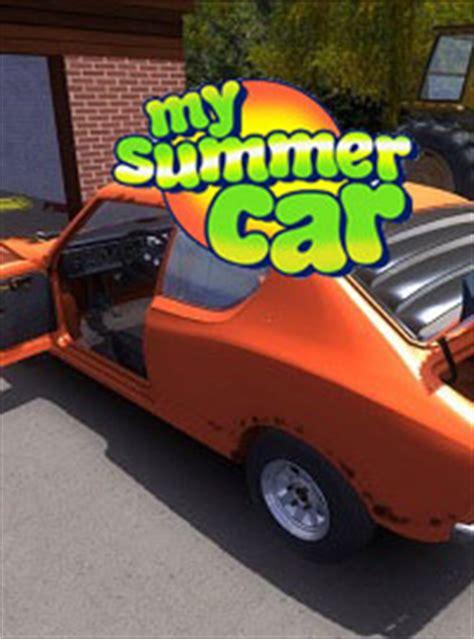 My Summer Car игра скачать торрент от Механиков